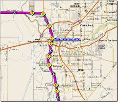 i 5 sacramento traffic maps and road conditions