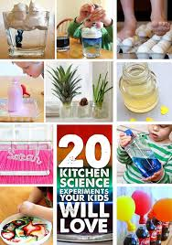 Best Kitchen Science Images On Pinterest Science Activities - Simple kitchen science experiments