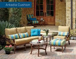 Woodard Cortland Cushion Patio Furniture - deck home and patio inc cushion u2022 modular u2022 deep seating