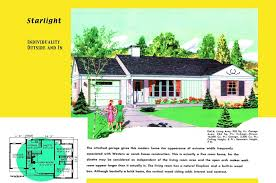 brick home floor plans ranch homes plans for america in the 1950s
