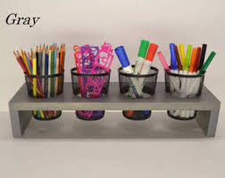 Desk Supplies For Office Office Organization Etsy