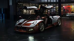 pagani hypercar the latest one off pagani huayra mimics a wild fiat concept from