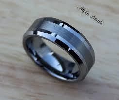 Mens Wedding Ring Metals by Best 25 Unique Mens Rings Ideas On Pinterest Unique Mens