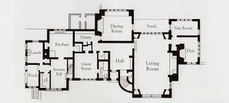 Floor Plan Mansion Mansions Of The Gilded Age March 2015