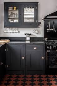 black kitchen design home decoration ideas