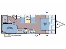 Monticello Floor Plans by 2018 Coleman Coleman Lantern 215bh Monticello Mn Rvtrader Com
