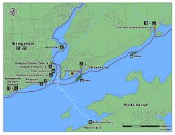 Water Country Map 1000 Islands Maps U2013 1000 Islands Kayaking
