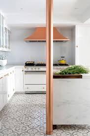 Granada Kitchen And Floor - a gorgeous copper u0026 cement tile kitchen granada tile blog
