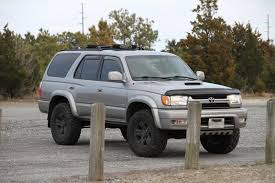 problems with toyota 4runner driving on sand plus antenna problems and wheel spacer question