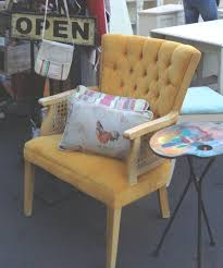 Painting Fabric Upholstery Robyn Story Designs And Boutique Painting Upholstery With Chalk