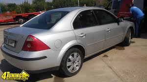 ford mondeo 2 0 2004 auto images and specification