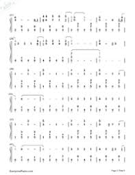 Lyrics To Count On Me Bruno Mars Count On Me Bruno Mars Free Piano Sheet Piano Chords
