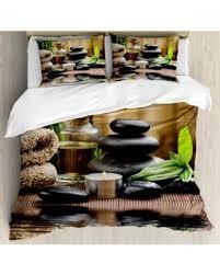 Zen Bedding Sets Shopping Special Ambesonne Spa Asian Zen