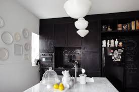 black and white kitchen decorating ideas 31 black kitchen ideas for the bold modern home freshome