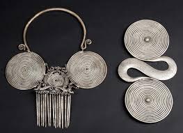 miao silver ornaments