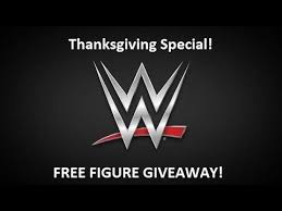 figure giveaway thanksgiving special november 2014