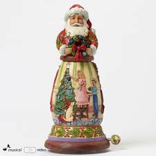 jim shore thanksgiving figurines jim shore heartwood creek 4044666 all is merry and bright