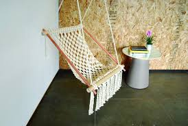 Knotted Hammock Chair Hanging Chair Extract From Diy Furniture 2 By Christopher Stuart