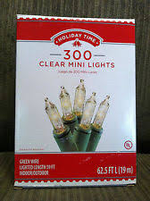 holiday time string lights holiday time giant net christmas lights clear 300 count ebay
