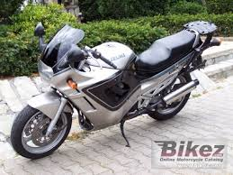 Suzuki 750 F 1990 Suzuki Gsx 750 F Specifications And Pictures