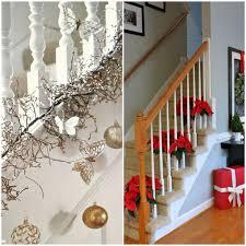 wohnzimmer weihnachtlich dekorieren 1001 dekoideen weihnachten das treppenhaus weihnachtlich