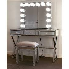 hollywood makeup mirror with lights mirrored frame s hollywood makeup mirror led lights e home