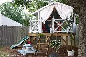 Backyard Fort Ideas Photo Of Backyard Fort Ideas A Handmade Hideaway Garden Decors