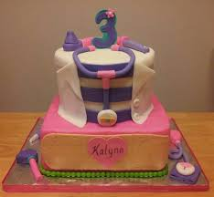 dr mcstuffin cake birthday cake for doctor girl image inspiration of cake and
