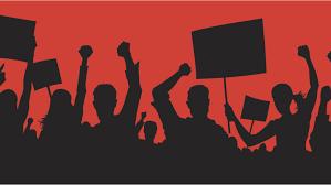 fwice strike political colour indianwikimedia