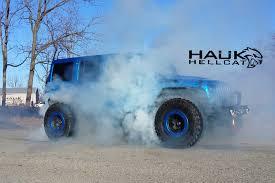 hauk camaro the 707 hp hauk hellcat jeep wrangler