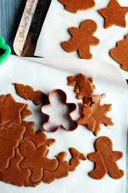 perfect vegan gingerbread cookies i love vegan