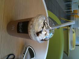 Coffe Di Mcd mc cafe i recomend to u guys