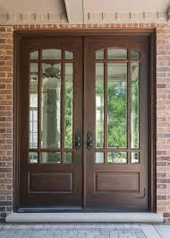 30 Exterior Door With Window Top Wooden Window Door Design With 30 Pictures Blessed Door