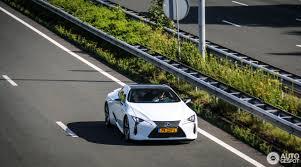 lexus lc race car lexus lc 500 3 august 2017 autogespot