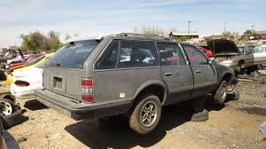 jeep station wagon 2016 junkyard find 1989 chevrolet celebrity station wagon