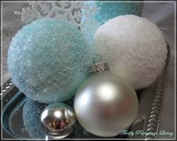 thrifty parsonage living diy epsom salt ornaments and candle