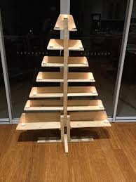 Wood Pallet Furniture Diy Pallet Tree With Tea Lights Pallet Furniture
