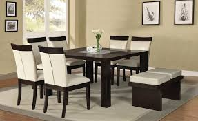 dining room table decor alluring square dining room tables decoration on office view at 10