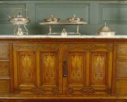 Dining Room Side Table The Dining Room Side Table May Be By Llewellyn Rathbone With