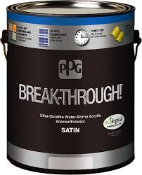 best paint for kitchen cabinets ppg ppg through interior exterior satin water borne acrylic gallon