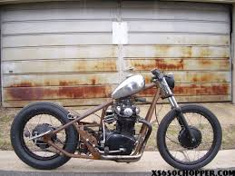 yamaha xs650 bobber the fong bros xs650 chopper