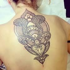 100 tastefully provocative back tattoos for
