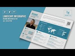 how to customize resume template in adobe indesign infographic