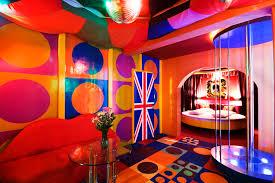 60s design interior design fresh 60s theme party decorations room design