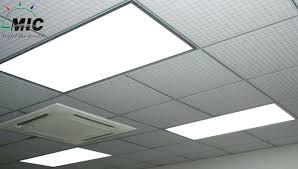 Led Ceiling Light Panels Light Suspended Ceiling Lighting Panels