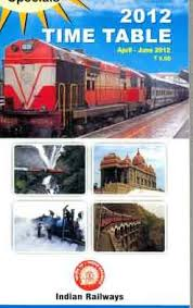 train table with cover download latest railways time table 2013 in pdf book rail ticket india
