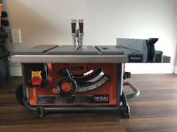ridgid table saw r4513 parts ridgid table saw buy or sell tools in alberta kijiji classifieds