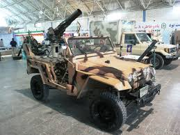 army jeep with gun iranian armed forces themess forums