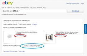 how to list an item for sale on ebay 11 steps