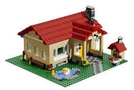 Haus Kaufen Gebraucht Lego Creator 6754 Einfamilienhaus Amazon De Spielzeug